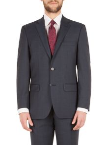 Pierre Cardin Fortrose check regular fit jacket