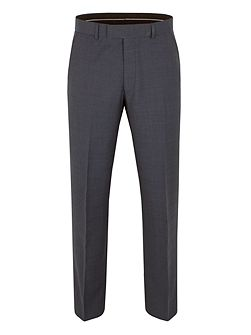 Fortrose check regular fit trouser