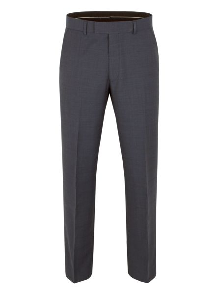 Pierre Cardin Fortrose check regular fit trouser