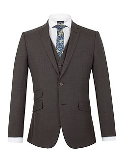 Barnes puppytooth tailored jacket