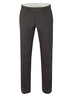 Barnes puppytooth tailored trouser