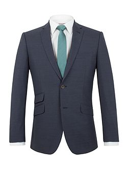 Ward puppytooth tailored jacket