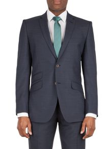 Racing Green Ward puppytooth tailored jacket