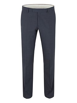 Ward puppytooth tailored trouser
