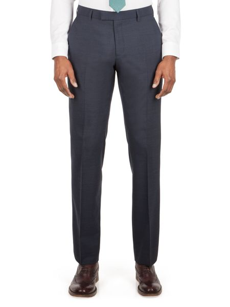 Racing Green Ward puppytooth tailored trouser