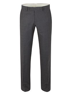 Moore jaspe check tailored trouser