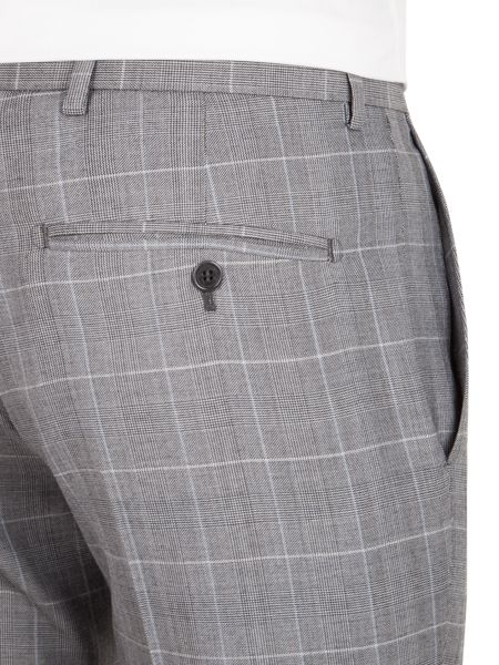 Alexandre of England Vincent tailored fit check trouser