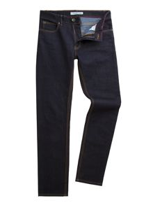 Racing Green Marr slim fit rinsewash jean