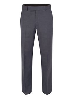 Bramham check regular trouser