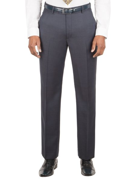 Aston & Gunn Bramham check regular trouser