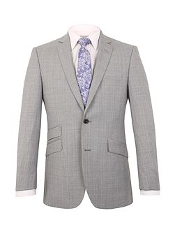 Thornhill tailored fit check jacket