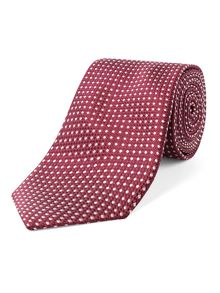 Alexandre of England albion  geo jacquard tie