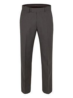 Halkirk stripe regular fit trouser