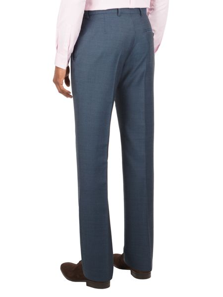 Racing Green Harris jaspe tailored fit trouser