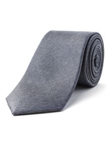 Racing Green Stellar Semi Plain Silk Tie