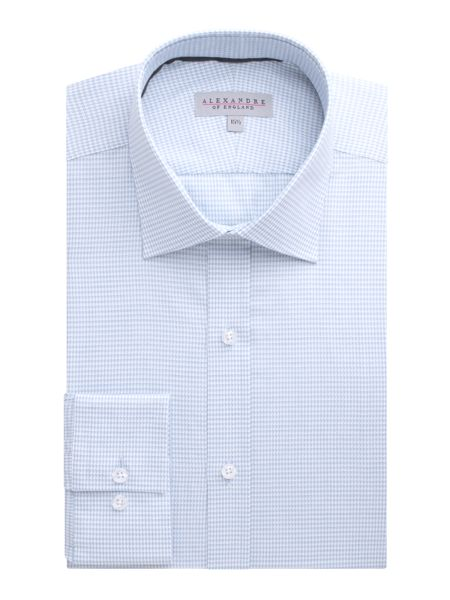 Alexandre of England Moorgate tailored fit shirt