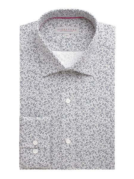 Alexandre of England Bishopgate tailored fit shirt