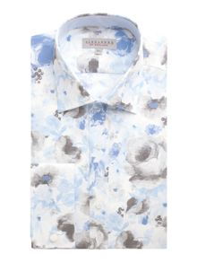 Alexandre of England Aldgate tailored fit shirt