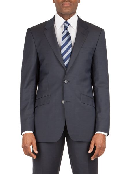 Aston & Gunn Rawdon  puppytooth tailored jacket