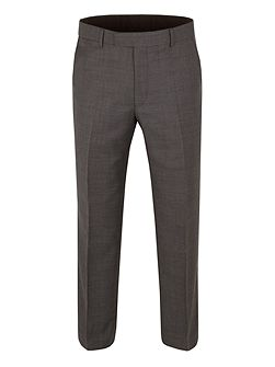 Bagley check tailored trousers