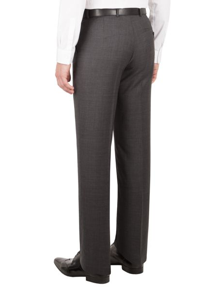 Aston & Gunn Bagley check tailored trousers