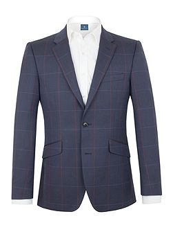 Clifton Check Tailored Jacket