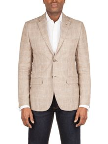 Alexandre of England South grove linen tailored jacket