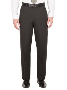 Aston & Gunn Copley stripe regular trousers