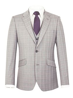 Eldwick Check Tailored Jacket