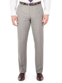 Aston & Gunn Eldwick Check Tailored Trouser