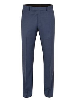 Oxenhope sharkskin tailored trouser