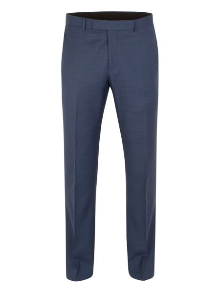 Aston & Gunn Oxenhope sharkskin tailored trouser