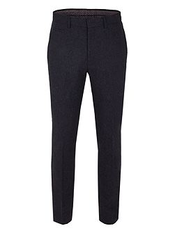 Hugh Semi Plain Trouser