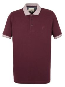 Racing Green Lyon Plain Pique Polo