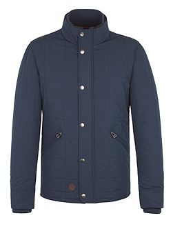 Ash Quilted Jacket