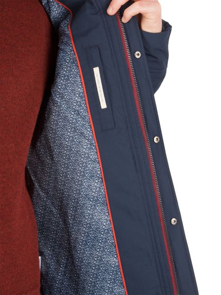 Racing Green Ash Quilted Jacket