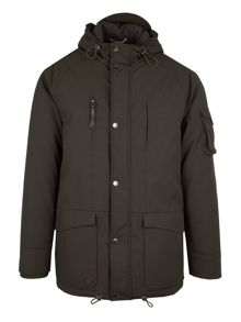 Racing Green Benson Parka