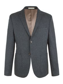 Racing Green Boyce Twill Blazer