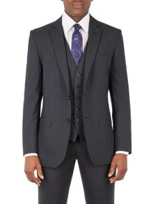 Alexandre of England Gordon Micro Check Jacket