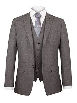 Milner Jaspe Plain Suit Jacket