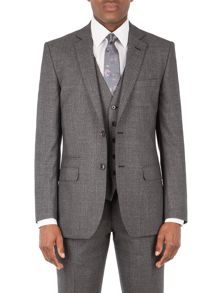 Alexandre of England Milner Jaspe Plain Suit Jacket