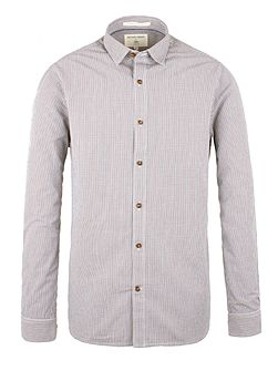 Milnes Multi Check Long Sleeve Shirt