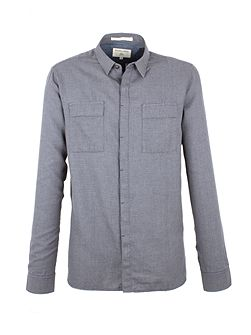 Wilson Puppytooth Check Shirt