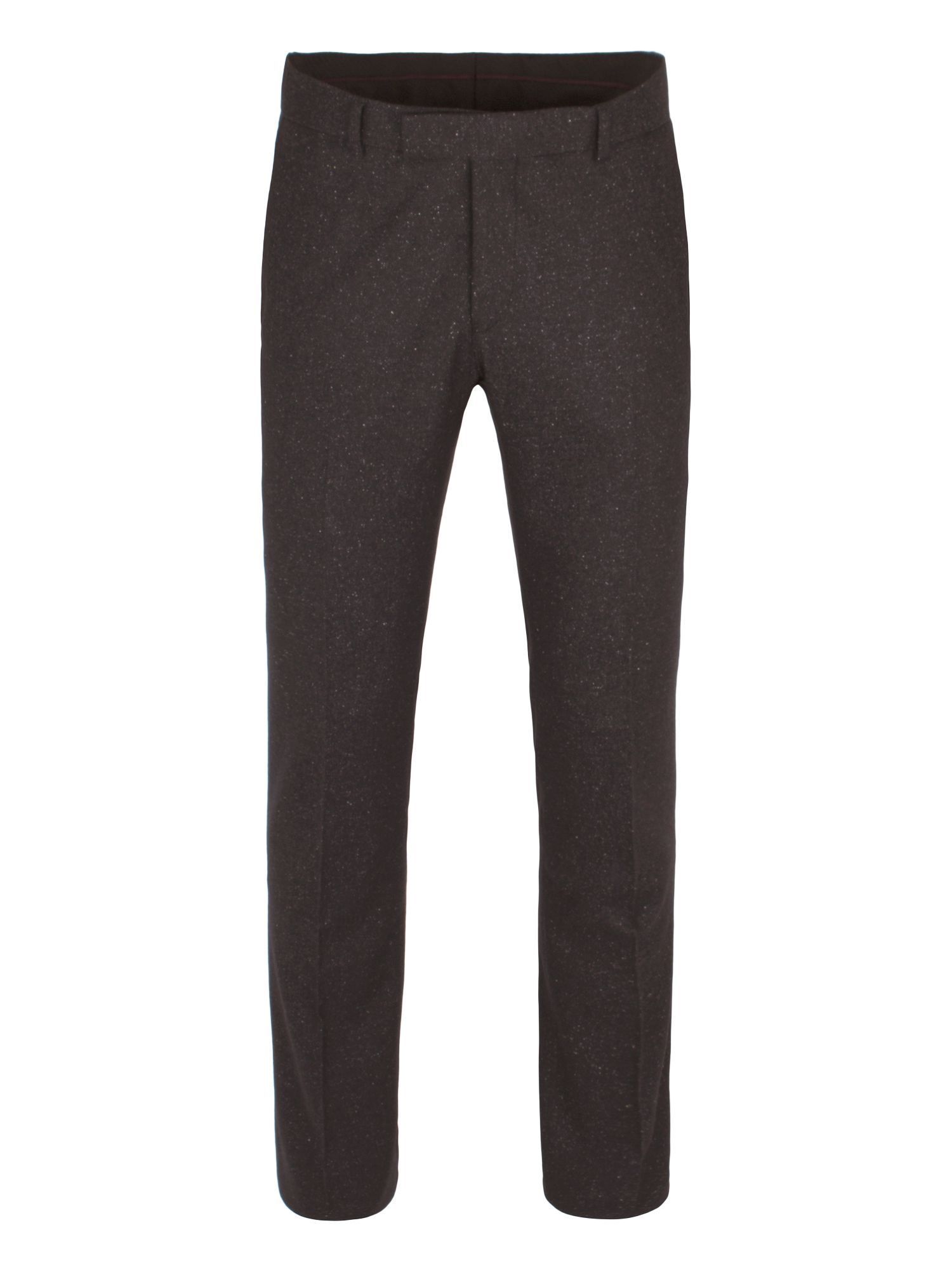 Alexandre of England Men's Alexandre of England Wilmington Speckle Suit Trouser, Charcoal