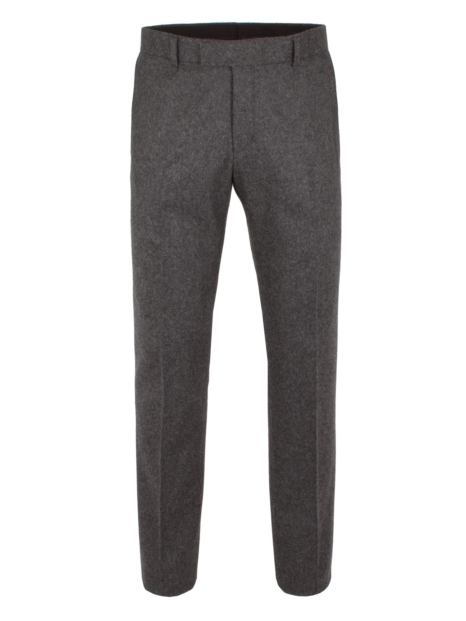 Alexandre of England Men's Alexandre of England Westcroft Donegal Trouser, Grey