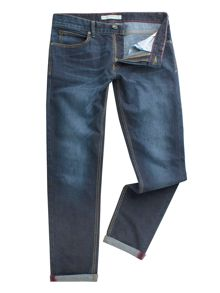 Racing Green Marr Slim Stonewash Jean