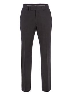 Jack Charcoal Twill Performance Trousers