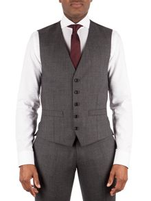 Racing Green Spencer Check Waistcoat