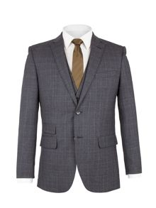 Racing Green Pearce Check Jacket