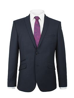 Euston Pindot Wool Blend Jacket